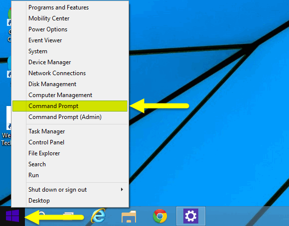 How to Forget a Wi-Fi Network Profile in Windows 10 and 8 1