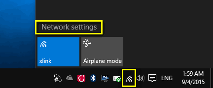 How to forget Wireless network in Windows 10 and Windows 8.1