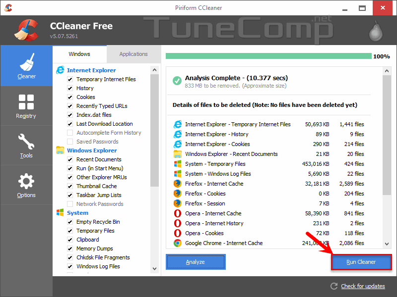 clean pc from adware installers
