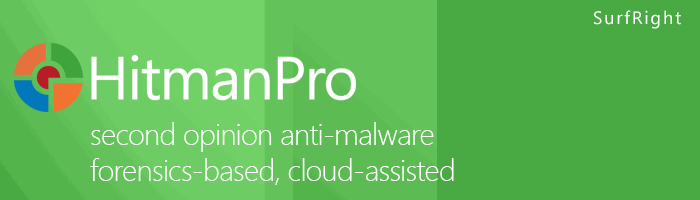 HitmanPro – Malware Removal Tool