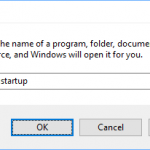 add program to startup Windows 10