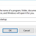 add program to startup Windows 10