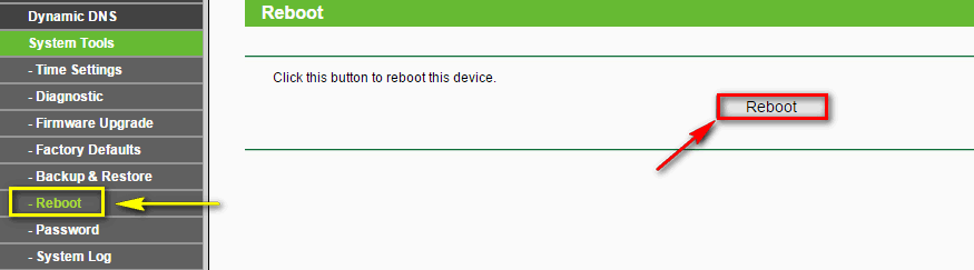 wifi saved secured won't connect: reboot