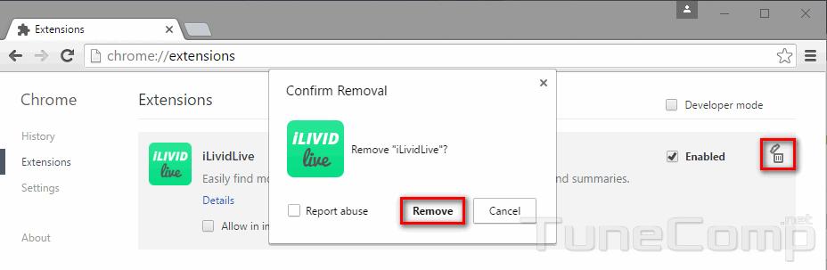 ilividlive-com-extension-delete