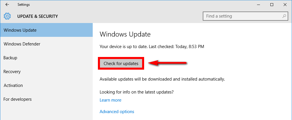 check-for-updates-windows10