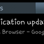 Chrome app started updating forcefully on Android while the new version of Chrome works badly on old devices