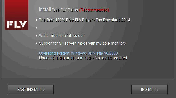 install free flv player top download 2014