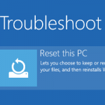 How to reset Windows 10 when Windows won't boot
