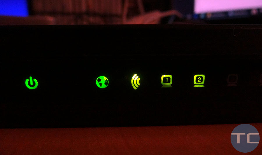 how to find the router's ip address on android 6 5 4