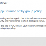 How to turn off Windows Defender in Windows 10. Disable notifications of Windows Defender