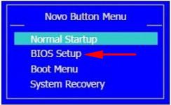 How to enter BIOS (UEFI) on Lenovo g50
