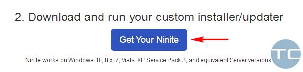get your ninite