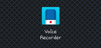 voice recorder android