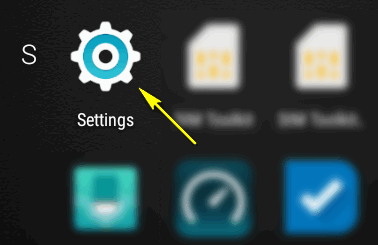 cyanogen settings