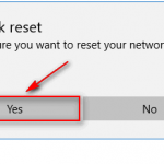 How to reset network settings in Windows 10 using the 'Network reset' feature