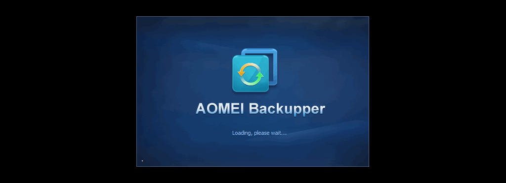 aomei-backupper-on-windows-pe-is-loading
