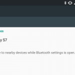 How to change bluetooth name of your device on Android 7 Nougat