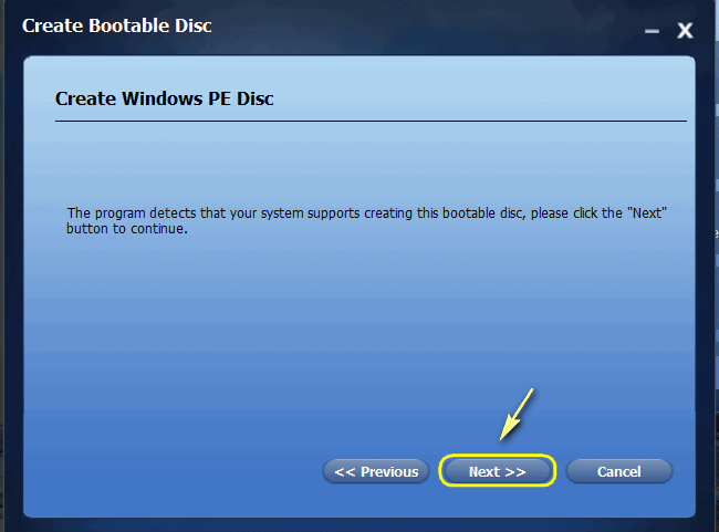 create-windows-pe-disk