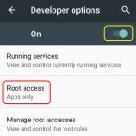 How to switch CyanogenMod File Manager to root mode on CM13/14 and gain access to system files