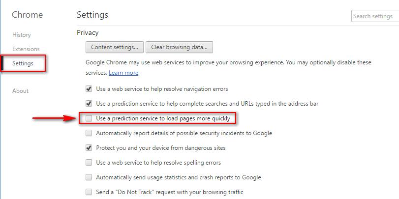 chrome-use-a-prediction-service