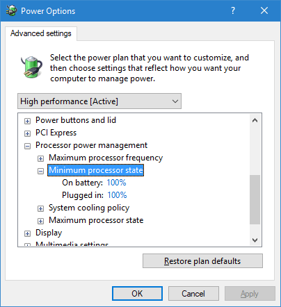 Fix Clicking and Popping Sound Issue in Windows 10