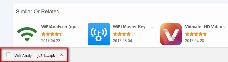 apk downloaded