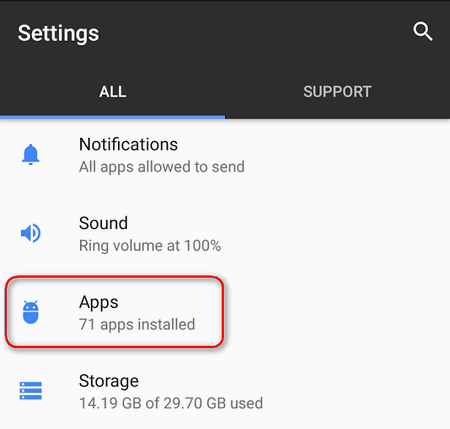 android 7 apps