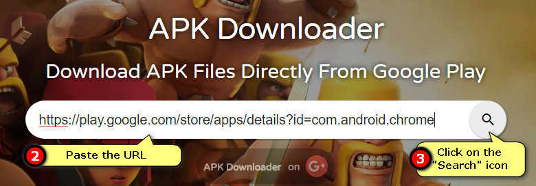 Download An APK File Of Any Android App From Google Play