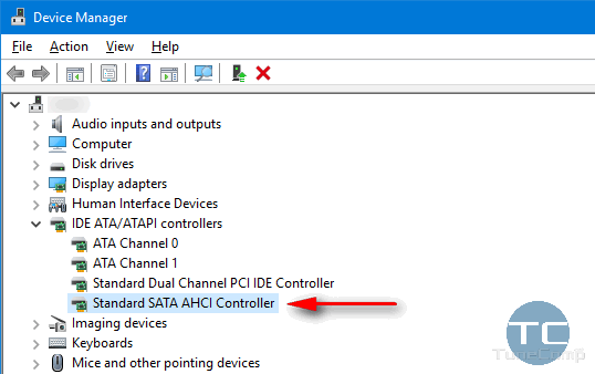 Enable AHCI Without Reinstalling OS in Windows 10 and 7