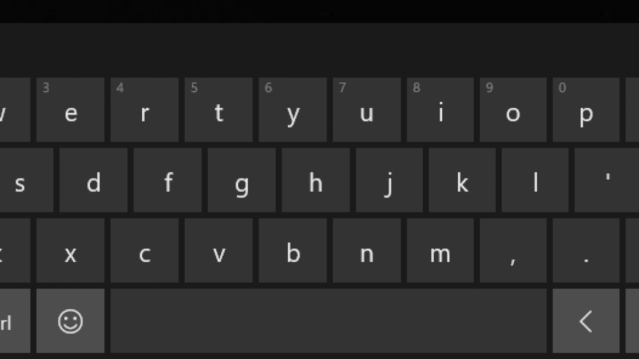 How To Disable On-Screen Keyboard In Windows 10 Fall