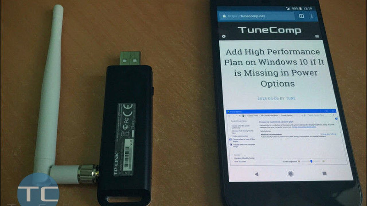 Use Android Phone as USB Wi-Fi Adapter or LTE Modem for Windows PC