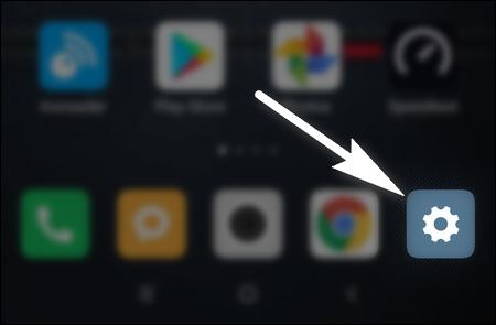 Xiaomi Settings MIUI 10