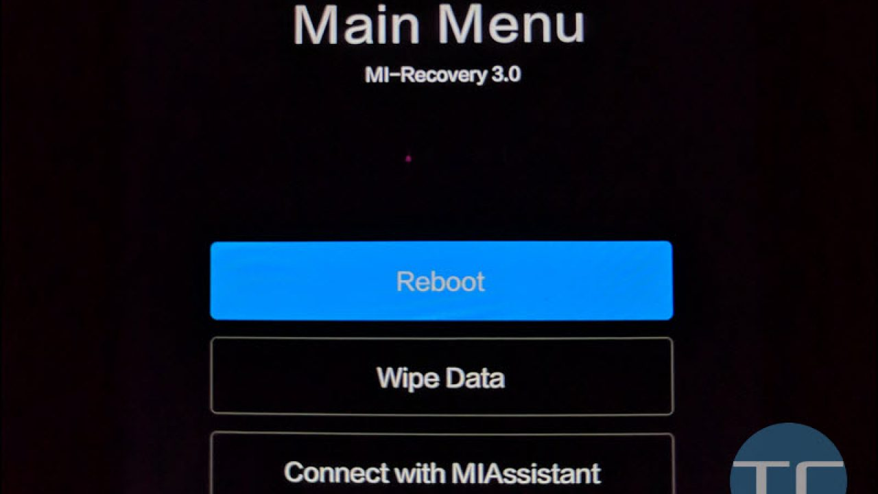 2 Methods to Boot Xiaomi Phone into Recovery Mode