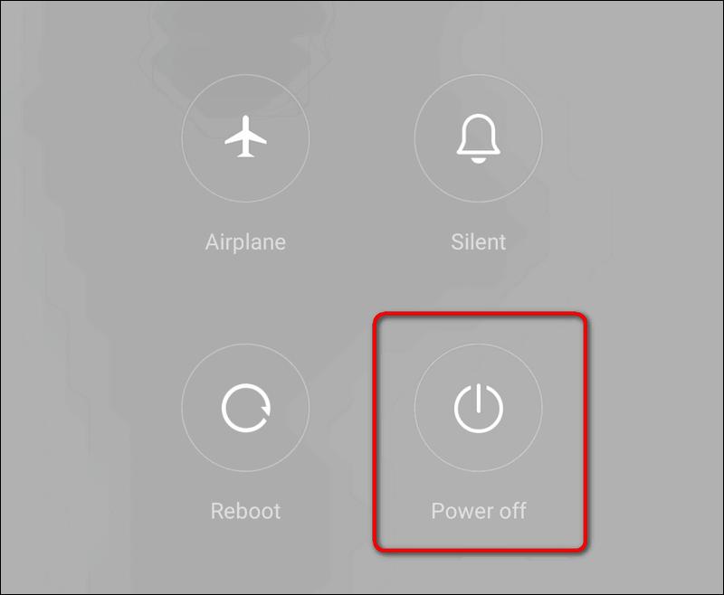 reboot xiaomi redmi note 5 MIUI 10