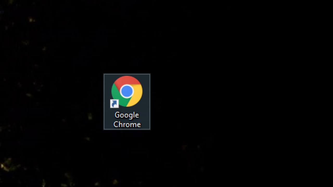 How to Add a Shortcut to Google Chrome to Windows 10 Desktop in 10