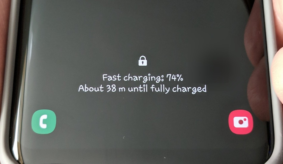 Samsung Galaxy S Fast charging