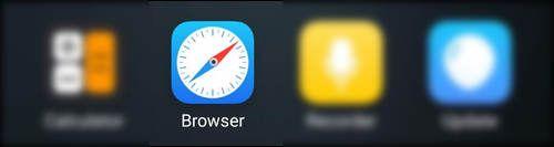 Meizu Browser