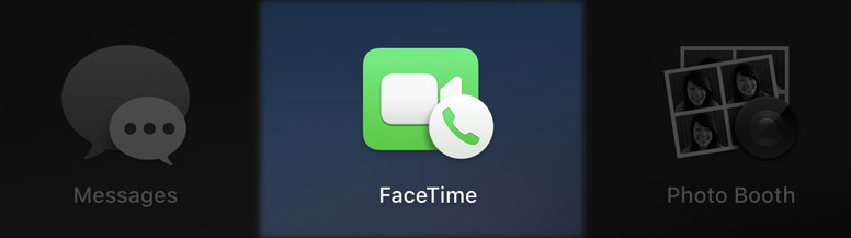 Facetime on Mac Catalina