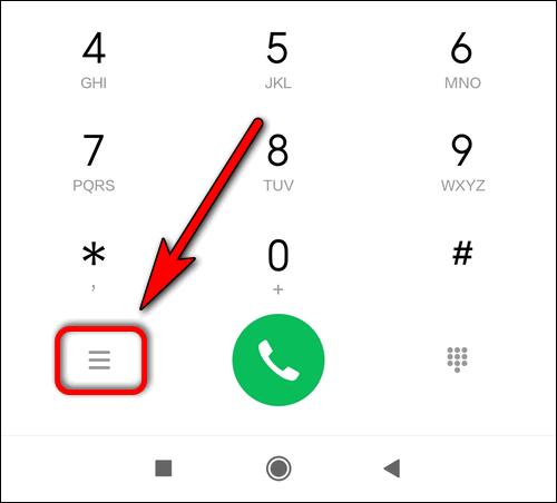 Xiaomi Dialer sandwich icon