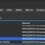 how to forget Wi-Fi networkin MacOS Big Sur